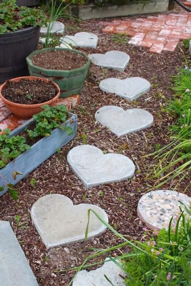 Благодаря этим 15 идеям сад больше не выглядит скучным! Декоративные ноги изумляют…