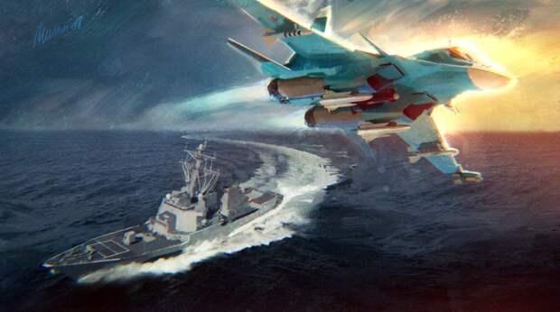 Baijiahao: эффектный ответ России на военный выпад НАТО поразил весь мир