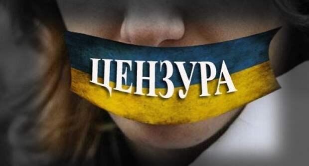 На Украине удалось в суде доказать незаконность цензуры Зеленского