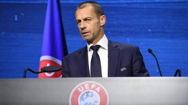 Президент УЕФА Чеферин: «После кризиса футбол станет самым сильным вистории»