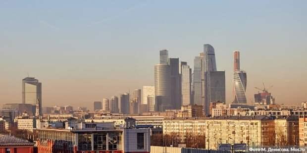 Власти Москвы не согласовали митинг 21 апреля и демонстрацию 1 мая. Фото: М. Денисов mos.ru