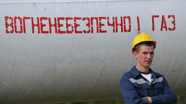 """""""Некий сигнал"""". В Киеве заявили о демонтаже """"Газпромом"""" транзитных труб"""