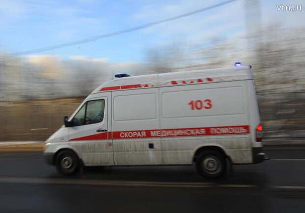 Человек погиб в аварии на МКАД