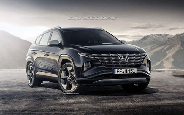 Новый Hyundai Tucson — первые подробности