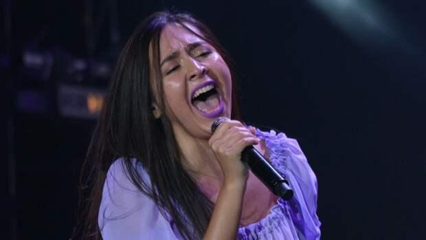 Манижа обратилась к поклонникам перед выступлением на Евровидении