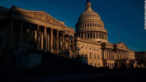 США получили сигнал обударе поКапитолию: «Сулеймани будет отомщён»