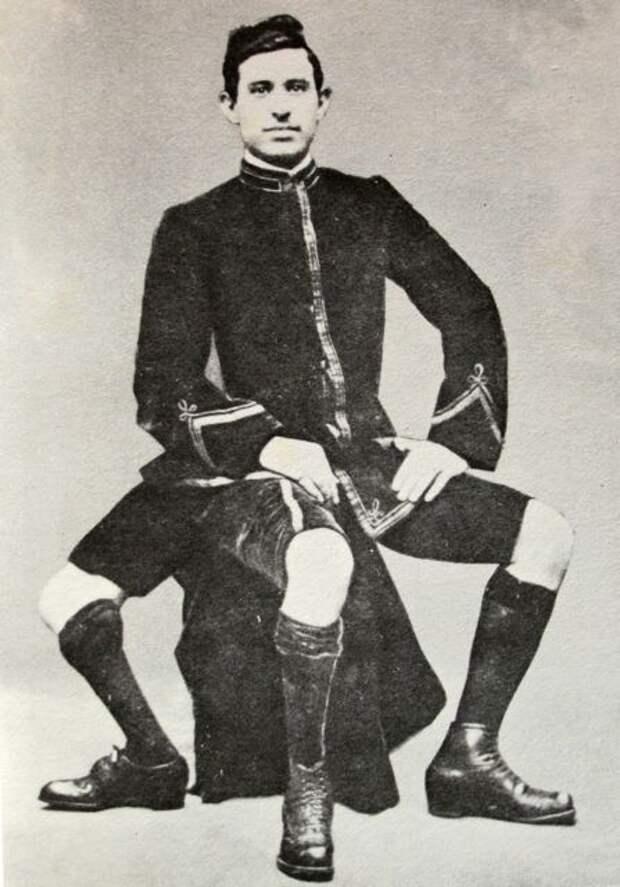 Франческо Лентини — трехногий «король уродов», покоривший Америку