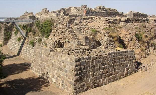 крепость Пор-Бажын Тыва