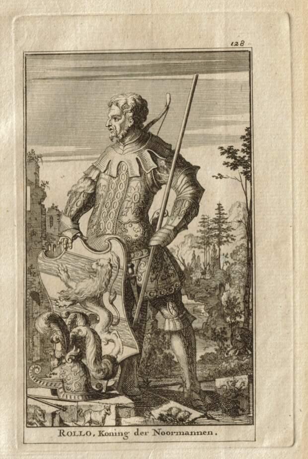 Ролло Нормандский