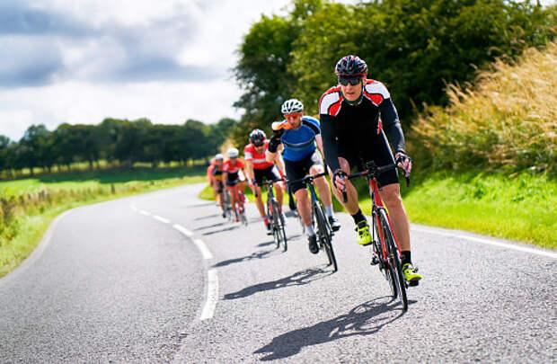 В Олонецком проезде выберут сильнейших велосипедистов округа