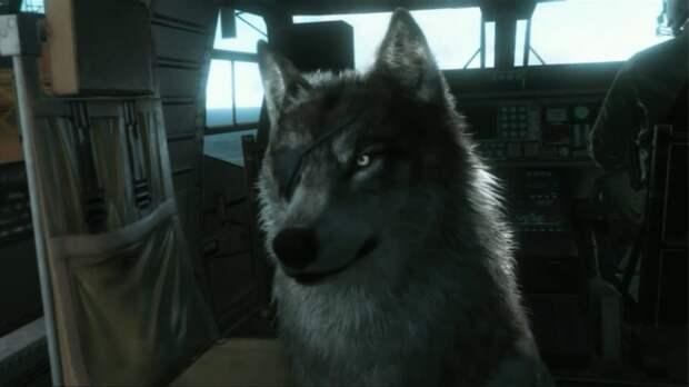 D-Dog – Metal Gear Solid V: The Phantom Pain