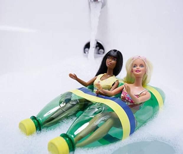 куклы + бутылка + модель3