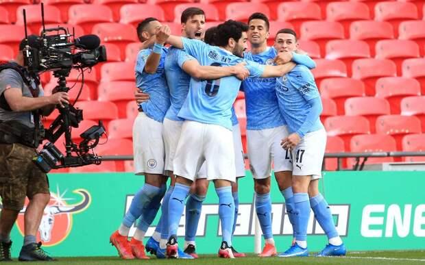 «Манчестер Сити» — 6-й клуб из Англии, добравшийся до финала Лиги чемпионов. Это рекорд турнира