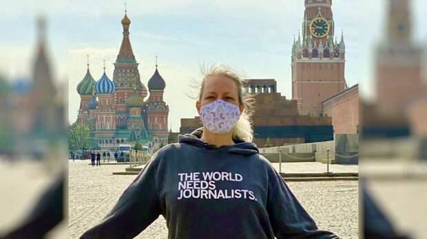 Пресс-секретарь посольства США в Москве попрощалась с Россией через соцсети