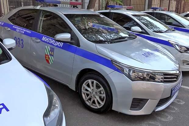 МВД Абхазии задержало местного жителя, ранившего двух российских туристов