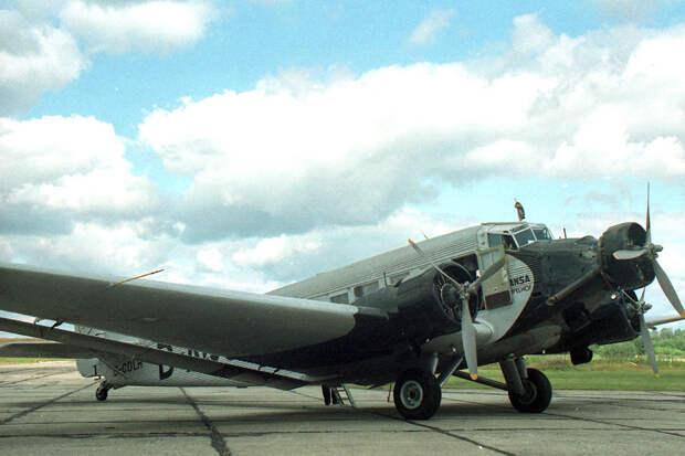Загадочный инцидент с пролетом Ju-52 над СССР произошел 80 лет назад