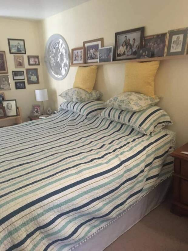 Муж решил порадовать жену после 45 лет брака, поэтому убрал постель. Новозникла одна проблема