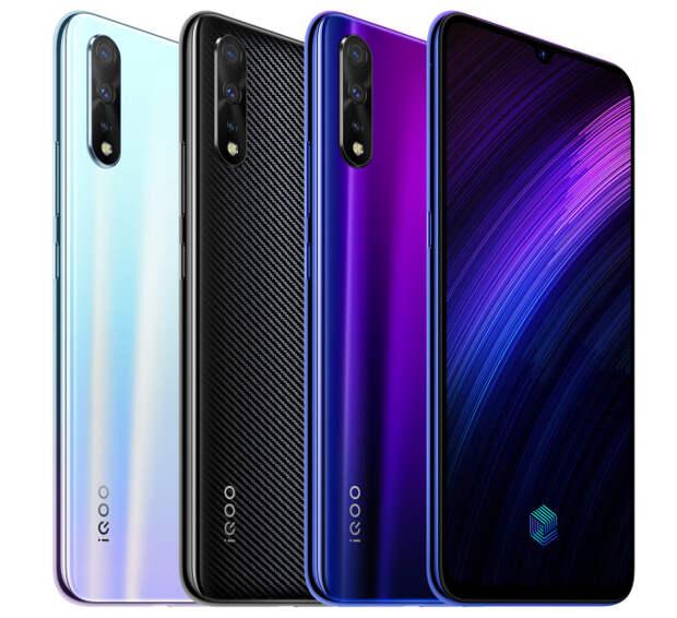 Анонсирован мощный смартфон Vivo iQOO Neo Snapdragon 855 Edition