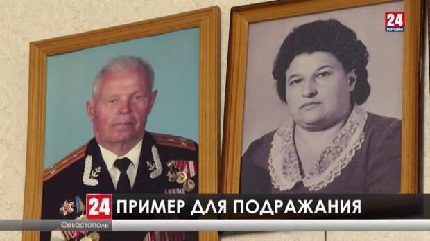 Ветерану Великой Отечественной войны Леониду Чернову 95