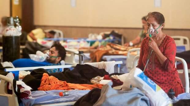 Ученые заявили о вспышке «черной плесени» в Индии на фоне коронавируса