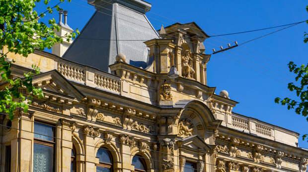 Как выглядит дом, построенный богатейшим человеком Санкт-Петербурга: Особняк Кельха