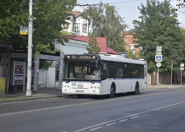 Краснодар закупит 11 больших автобусов