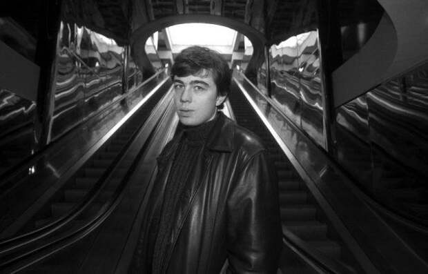 Брат Сергей Бодров, актер, режиссер, сценарист