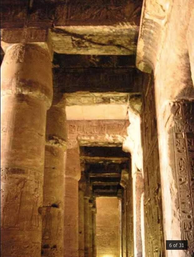 Уникальные объекты египетского Абидоса