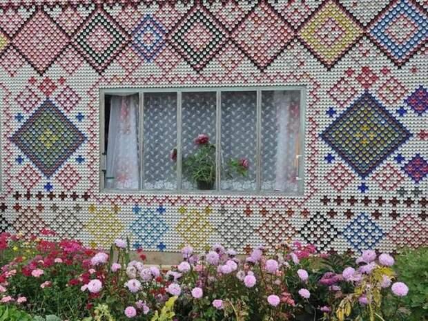 Садовая мозаика своими руками