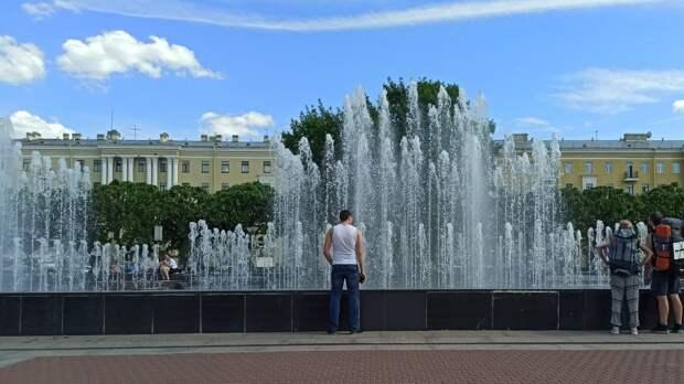 Солнечная погода вернется в Петербург благодаря антициклону