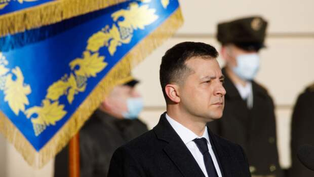 Президент Украины встретился с госсекретарем США в Киеве
