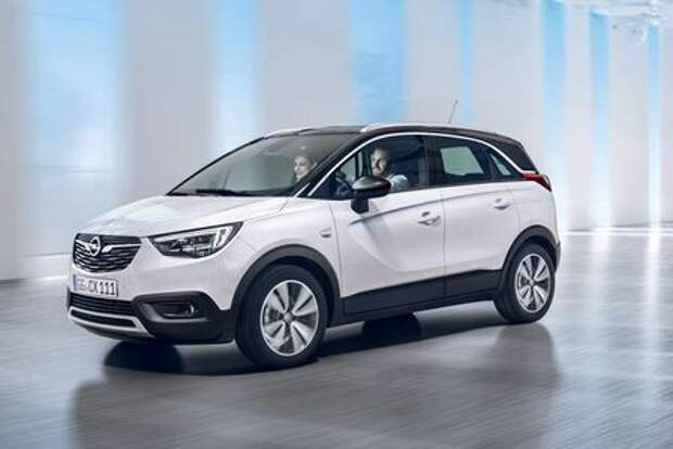 Кроссовер Opel Crossland X представлен официально