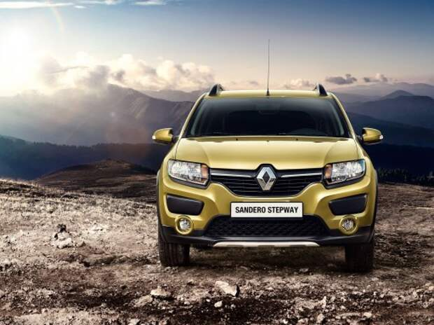 Стартовали продажи Renault Sandero Stepway в России