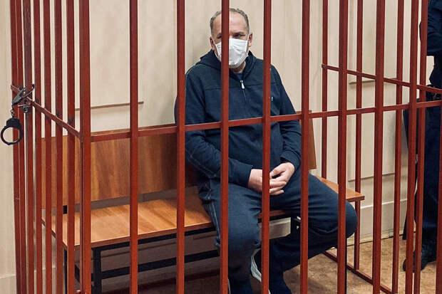 Суд закрыл уголовное дело экс-губернатора Ивановской области