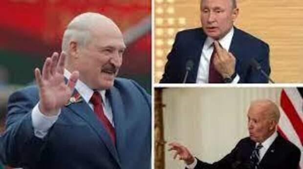 Эксперты: Сделка по смене режима Лукашенко уже достигнута у Кремля с Брюсселем, а 16 июня - будет финализирована и с Вашингтоном