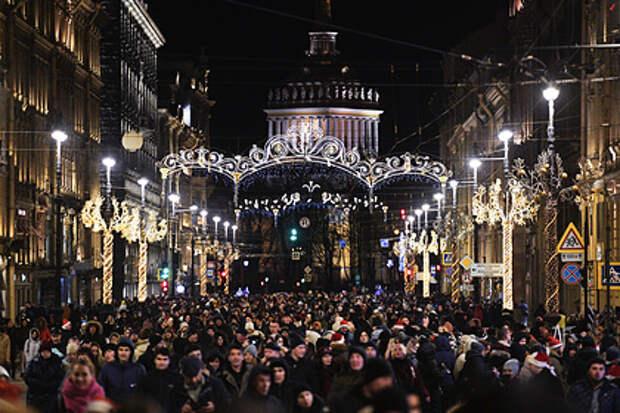 Большинство россиян невышли наработу после новогодних каникул