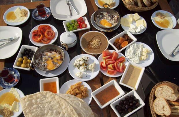 Самые здоровые завтраки из разных стран мира