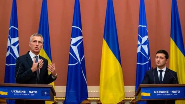 Столтенберг: Россия может не бояться вступления Украины в НАТО