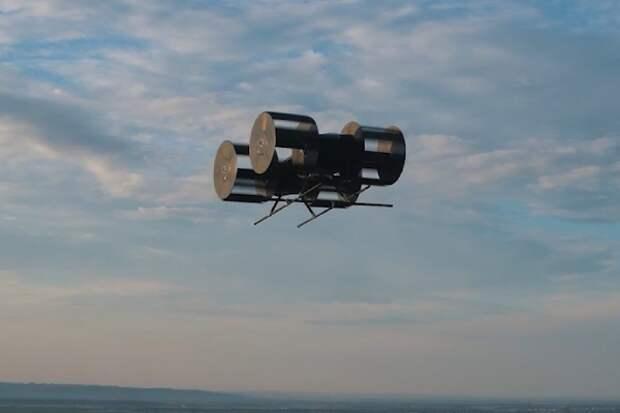 В РФ стартовала разработка летающего авто с принципиально новым движителем