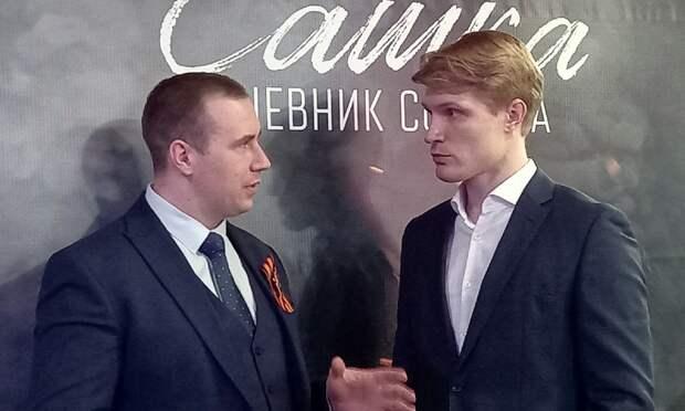 Сергей Пивков и Кирилл Зайцев.