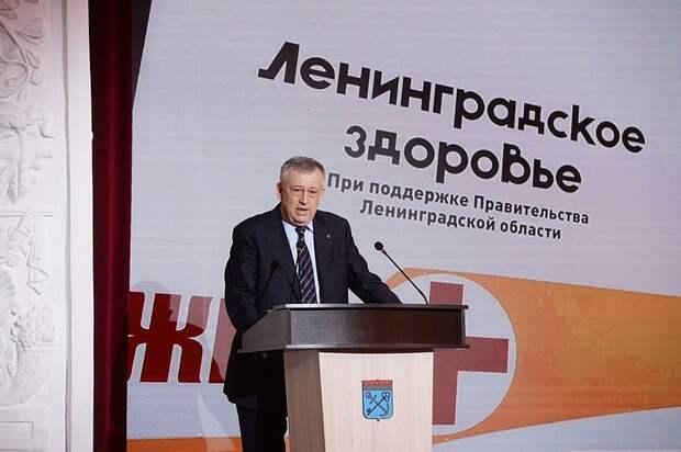 Губернатор Александр Дрозденко: «Несмотря на год пандемии, Ленинградская область выполнила все свои обязательства перед жителями»