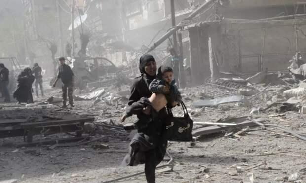 Россия предоставила доказательства того, что химическая атака в городе Думе в Сирии оказалась фейком