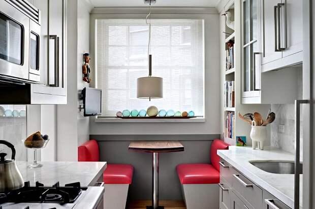 Отличный вариант создать яркий и эффектный кухонный гарнитур, что впечатлит и понравится определенно.
