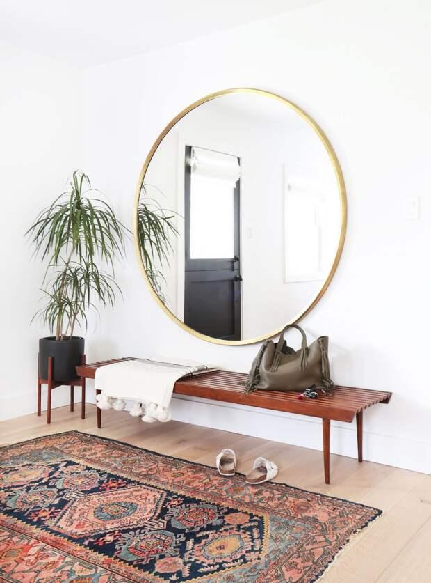 30 Интересных способов обустроить прихожую в стиле минимализм