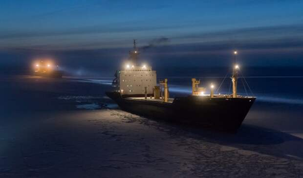 Более 32млн тонн грузов перевезено поСевморпути в2020 году