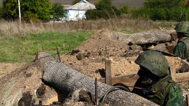 Киев сообщает о ликвидации карателя в Донбассе