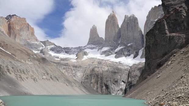 Торрес- дель- Пайне за два дня