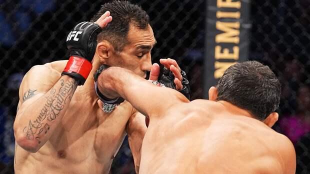 Фергюсон проиграл третий бой подряд в UFC. Когда-то его называли главной угрозой для Хабиба