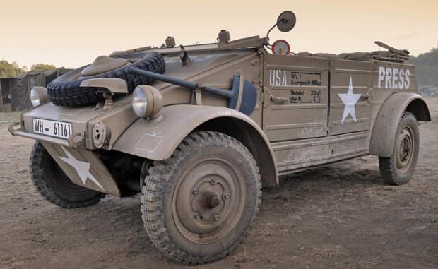 Главные джипы Второй Мировой войны