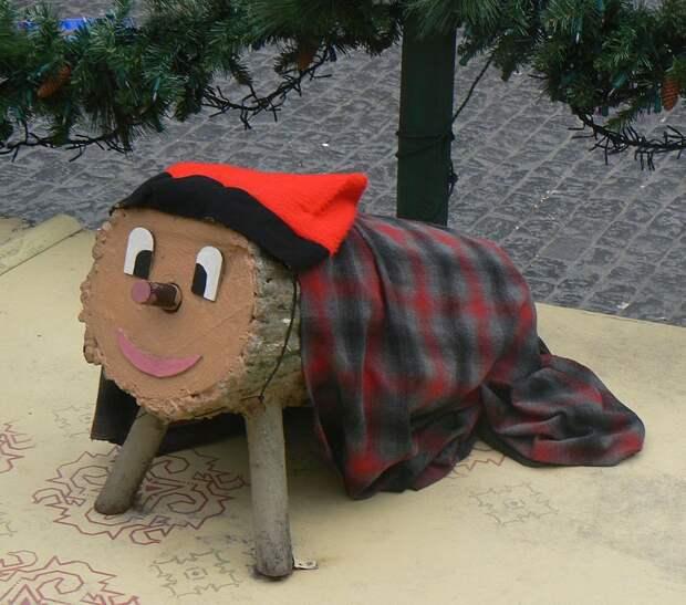 Необычные рождественские традиции мира мир, обычай, рождество, традиция